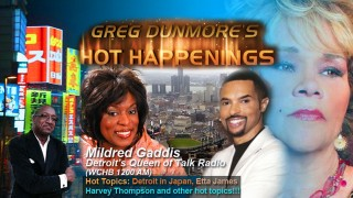Inside Detroit's Mildred Gaddis, with Greg Dunmore Detroit in Japan