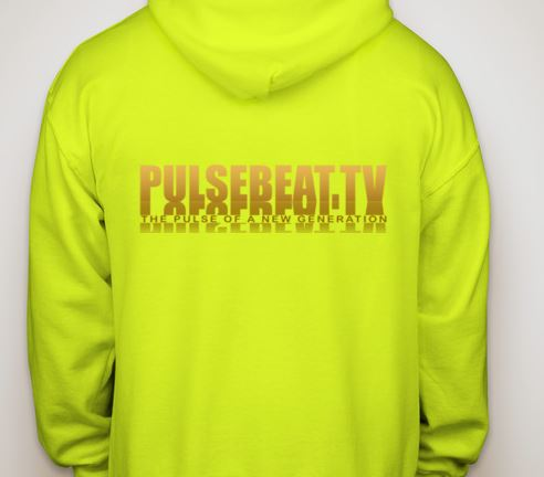 hoodie front yellow