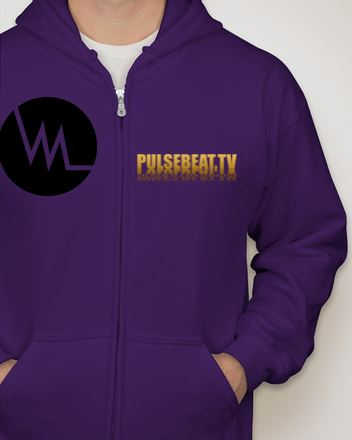 purle pbtv hoodie front