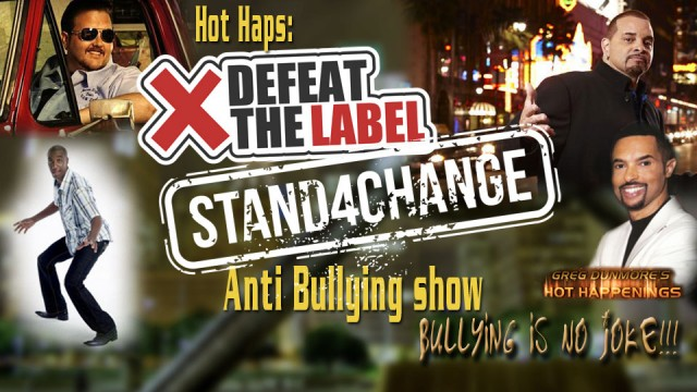 Hot Haps Defeat the Label Event