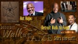 Hot Haps Detroit's Walk to Fame