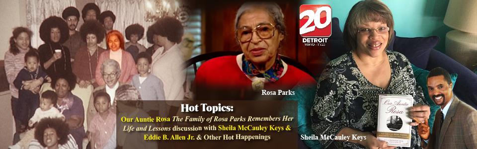 Hot Haps Our Auntie Rosa