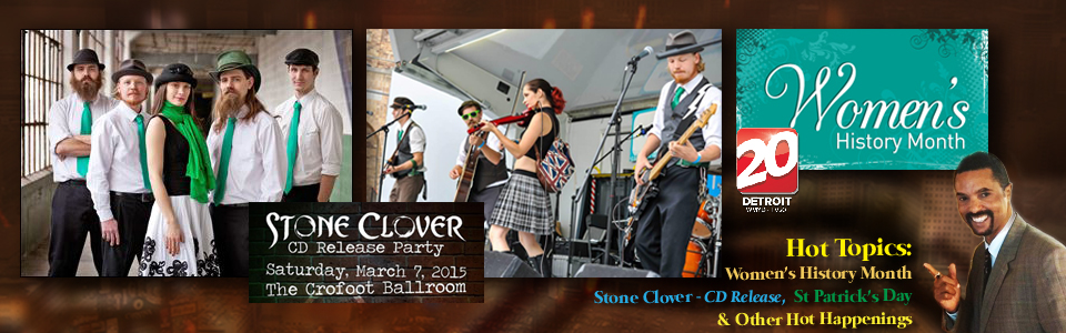 Hot Haps Women's History Month and Stone Clover