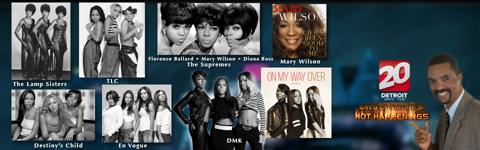Hot Haps Girl Groups and Mary Wilson