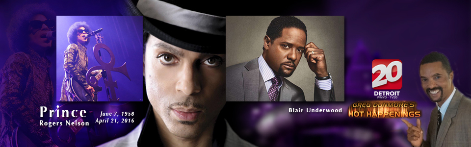 Hot Haps Blair Underwood and Prince